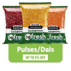 Dals & Pulses