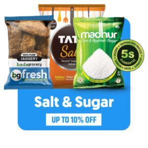 Salt, Sugar & Jagger